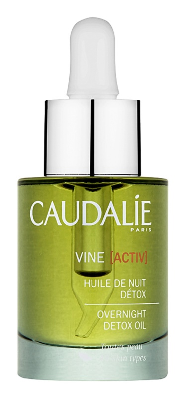 Caudalie Vine [Activ] nočná detoxikačná starostlivosť